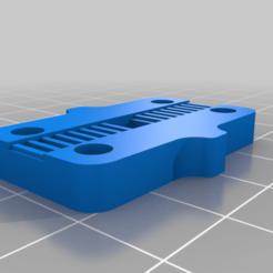 Y_Belt_lock.png Télécharger fichier STL gratuit Volcan Anet AM8 BLV E3D • Modèle pour imprimante 3D, laurentcluzel