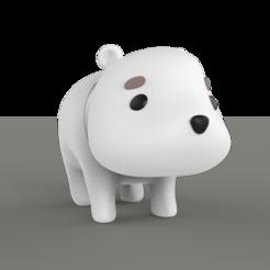 Descargar modelo 3D Bear, HenryCGI