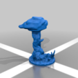 Medium_Tree_1_With_Leaves_1.1.1.png Download free STL file Fey Tree - with and without canopy • 3D printable object, BellForged