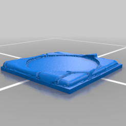 50l41mm_1.png Download free STL file OpenFoliage 40 mm Remastered Tiles • 3D printing template, BellForged