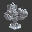 Bush1.PNG Download free STL file Small Bush or Shrub • Model to 3D print, BellForged