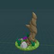 Forest_Tree_Medium2.png Download free STL file Fey Tree - with and without canopy • 3D printable object, BellForged