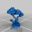Download free STL file Vine Tree • Template to 3D print, BellForged
