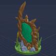 Portal_Tree_Portal_2.png Download free STL file Magic Portal Tree - Support Free • 3D printable model, BellForged