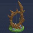 Portal_Tree_1.png Download free STL file Magic Portal Tree - Support Free • 3D printable model, BellForged