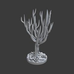 Eviltree_small.PNG Descargar archivo STL gratis Árbol del mal • Modelo imprimible en 3D, BellForged