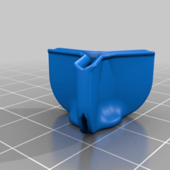 Descargar modelos 3D gratis Treble Hook Guard, kaa