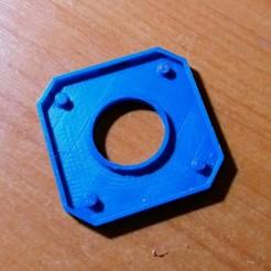 IMG_20191017_213859_2.jpg Télécharger fichier STL Moule amortisseur en silicone NEMA 17 • Modèle imprimable en 3D, kaa