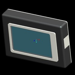 Télécharger fichier STL gratuit Nextion 3.2, mascari569