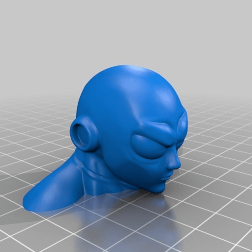 d23aedb688058d2d026d15802c060f0e.png Télécharger fichier STL gratuit Jiren Dragon Ball Z • Plan pour impression 3D, Gatober