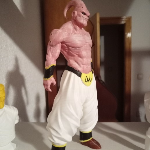 Impresiones 3D gratis Super Buu Dragon Ball Z, Gatober