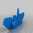 Télécharger fichier STL gratuit Avión Caza Flanker su-37 Sukhoi • Plan pour impression 3D, Gatober