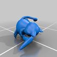 Télécharger fichier STL gratuit Gato Dios Korin Dragon Ball Z • Objet pour imprimante 3D, Gatober