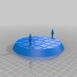 Base.png Télécharger fichier STL gratuit Uranai Baba Dragon Ball Z • Design imprimable en 3D, Gatober