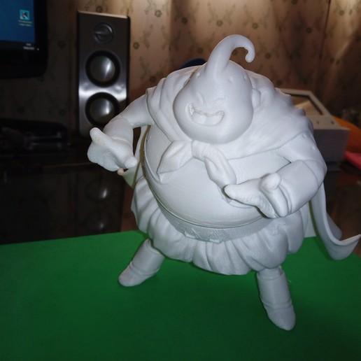 IMG_20200210_144316_8.jpg Télécharger fichier STL gratuit Buu Dragon Ball Z • Objet pour impression 3D, Gatober