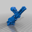 Download free STL file Robocob ED209 • Template to 3D print, Gatober