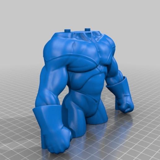 2bfeb90ac30216ddf7f9fd86a2ffb496.png Télécharger fichier STL gratuit Jiren Dragon Ball Z • Plan pour impression 3D, Gatober