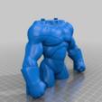 Télécharger fichier STL gratuit Jiren Dragon Ball Z • Plan pour impression 3D, Gatober