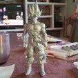 Télécharger fichier STL gratuit Le Dragon Ball Z de Blue Goku • Plan pour impression 3D, Gatober
