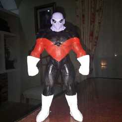 Download free 3D print files Jiren Dragon Ball Z, Gatober