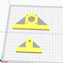 Télécharger fichier imprimante 3D gratuit nema17 support estruture, duarte_work