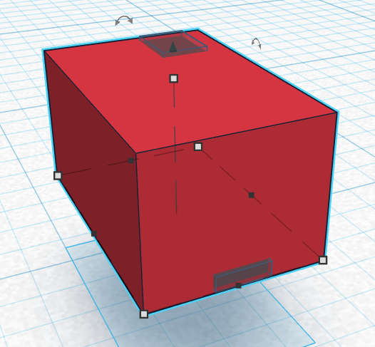 box.PNG Download free STL file ESP8622 with battery and usb • Template to 3D print, dclark42560