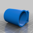 Download free STL file torch-holder headlamp • 3D printing design, balistiktac2