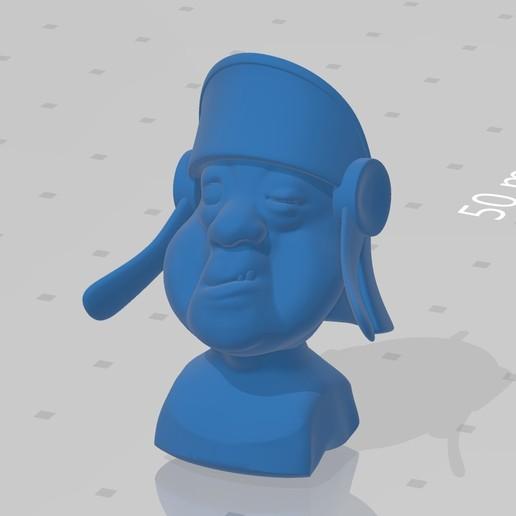 14.jpg Descargar archivo STL FANART - Obélix abofetea a un legionario romano - Diorama • Objeto para impresora 3D, foxgraph