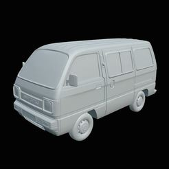 Download 3D printer model Suzuki Carry ST90, dirq3d