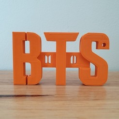 20200903_121410.jpg Download free STL file BTS earphone earbud holder • Model to 3D print, CheesmondN