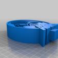 Star_Wars_top.png Télécharger fichier STL gratuit Star Wars Dark Vador - Support pour casque d'écoute • Objet imprimable en 3D, CheesmondN
