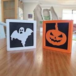 20201011_081244.jpg Download free STL file Mini Halloween decorations • 3D printing design, CheesmondN