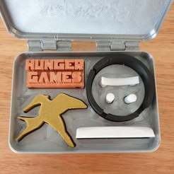 20201008_083140.jpg Download free STL file Hunger Games in a box • Object to 3D print, CheesmondN