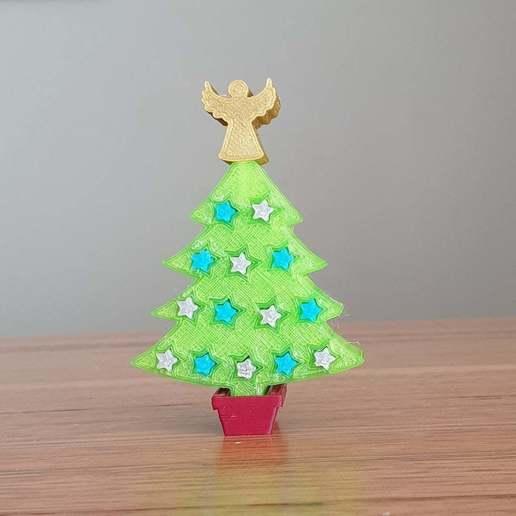 20201118_170242.jpg Télécharger fichier STL gratuit Noël en boîte • Design pour imprimante 3D, CheesmondN