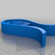 world_of_warships_headphone_stand.png Télécharger fichier STL gratuit Support de casque du Monde des Navires de Guerre • Plan à imprimer en 3D, CheesmondN