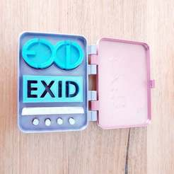 20201001_102942.jpg Download free STL file EXID in a box • 3D print object, CheesmondN