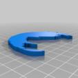 eds_hair.png Télécharger fichier STL gratuit Ornement Ed Sheeran • Design à imprimer en 3D, CheesmondN