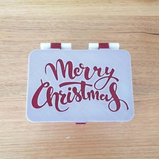 20201118_150004.jpg Télécharger fichier STL gratuit Noël en boîte • Design pour imprimante 3D, CheesmondN