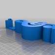 Music_headphone_stand_top.png Télécharger fichier STL gratuit Support pour écouteurs de musique • Plan à imprimer en 3D, CheesmondN