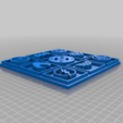 Télécharger fichier STL gratuit Photo DC • Modèle pour imprimante 3D, CheesmondN
