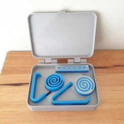 20201112_103036.jpg Download free STL file Bedside in a box • 3D print design, CheesmondN