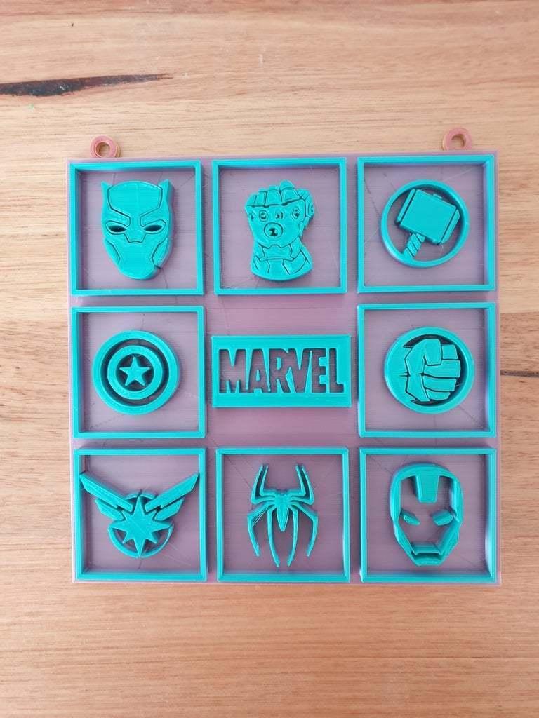 20200710_090839.jpg Télécharger fichier STL gratuit Photo Marvel • Modèle pour imprimante 3D, CheesmondN