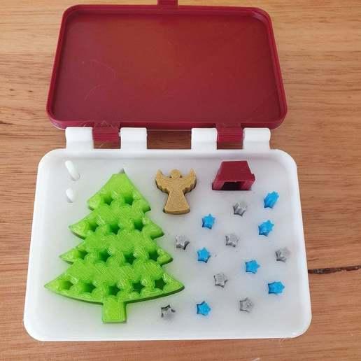 20201118_145940.jpg Télécharger fichier STL gratuit Noël en boîte • Design pour imprimante 3D, CheesmondN