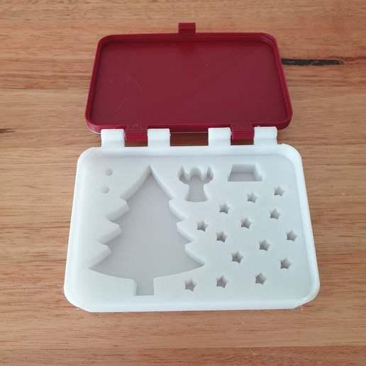 20201118_170505.jpg Télécharger fichier STL gratuit Noël en boîte • Design pour imprimante 3D, CheesmondN