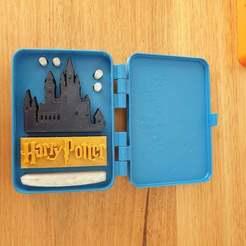 20201001_092516.jpg Télécharger fichier STL gratuit Harry Potter dans une boîte • Objet pour imprimante 3D, CheesmondN