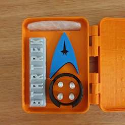 20201005_210338.jpg Download free STL file Star Trek in a box • 3D print design, CheesmondN