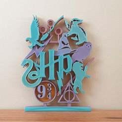 20200923_113407.jpg Download free STL file Harry Potter ornament • 3D printable design, CheesmondN