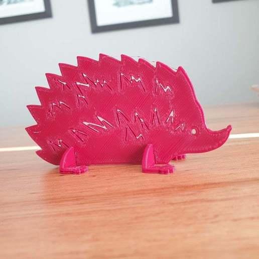 Télécharger modèle 3D gratuit Hedgehog, CheesmondN