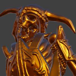 92.PNG Download free STL file Skeleton spellforce • 3D print model, ArtTavern