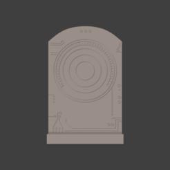 Download STL Star Wars Death Star Plans Board - 3D model for 3D printing, Fralans3D